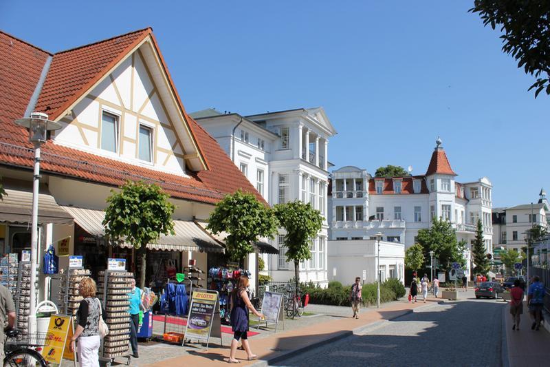 Innenstadt Ostseebad Bansin