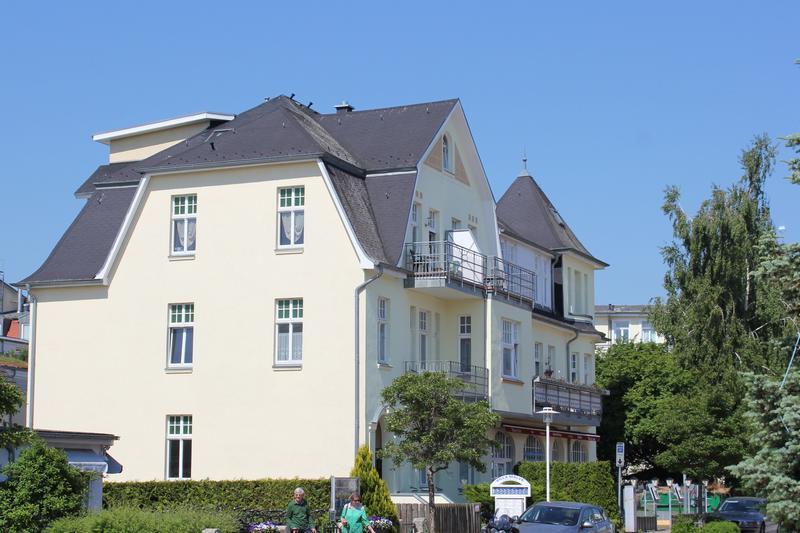 Ferienwohnungen in der Villa Malve auf Usedom